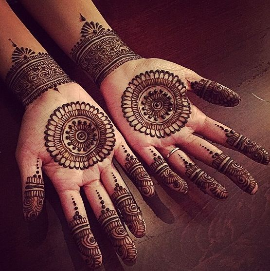 100+ Most Beautiful and Amazing Mehndi Designs