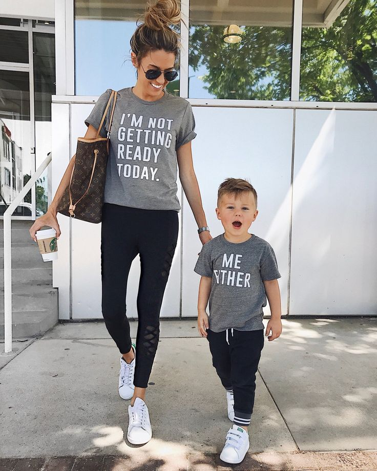 20+ Daddy & Son matching T-shirts