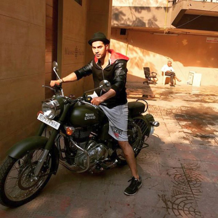 Top Celebs who are Royal Enfield Fans