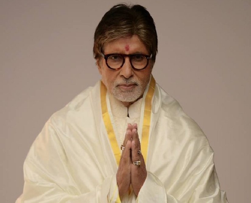 Can we reinstall the year 2020, this version has a virus: Big B | #Corona Times
