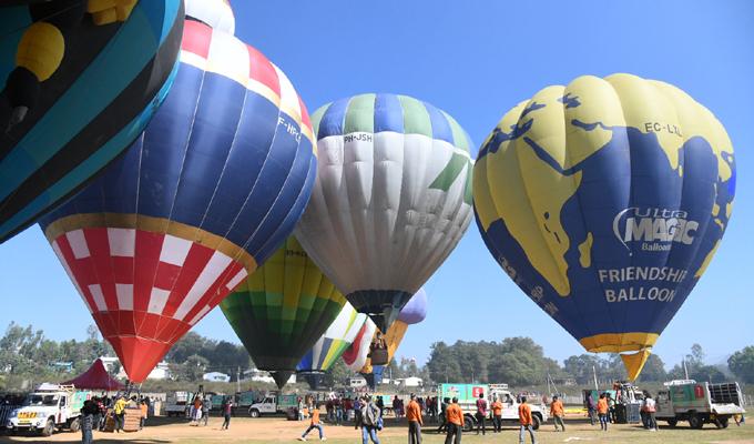 Araku Balloon Festival ( 30+ Pics)