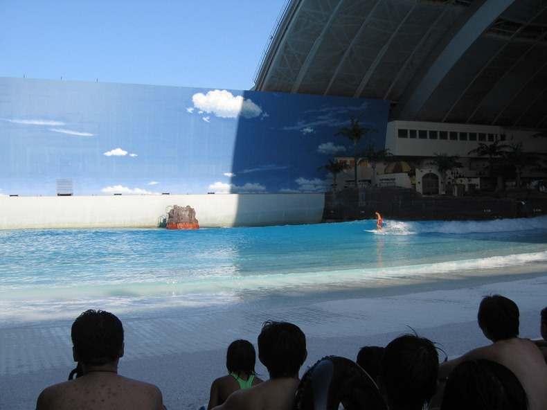 Amazing Artificial Sea Beach in Japan