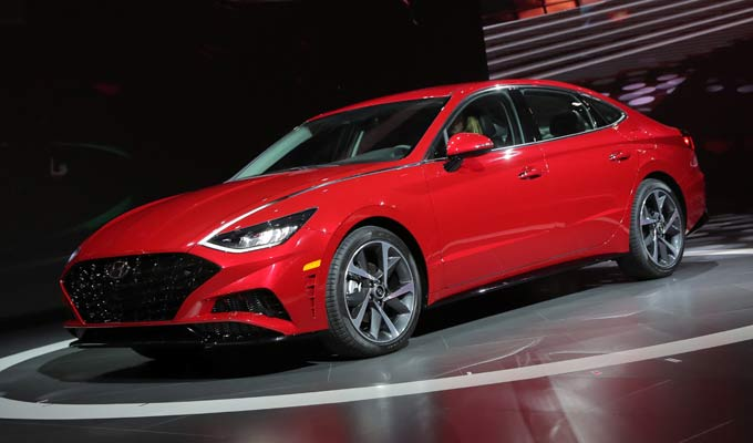New York International Auto Show In Pictures