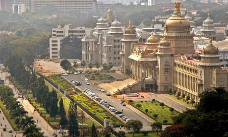 Bangalore City Guide - Places to visit in Bangalore