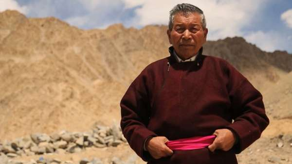 Meet The Ice Man Of India Who Fixed Ladakh Water Crisis