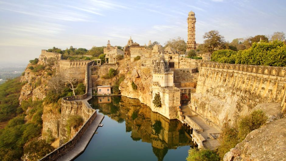 Chittorgarh Fort, Rajasthan, India