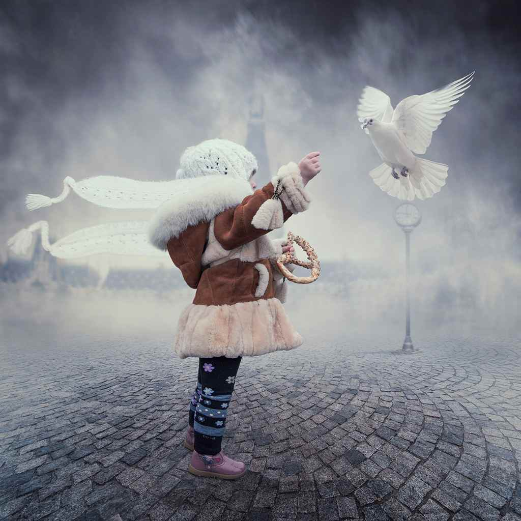 13 Stunning images created by Romanian photoshop artist Caras Ionut