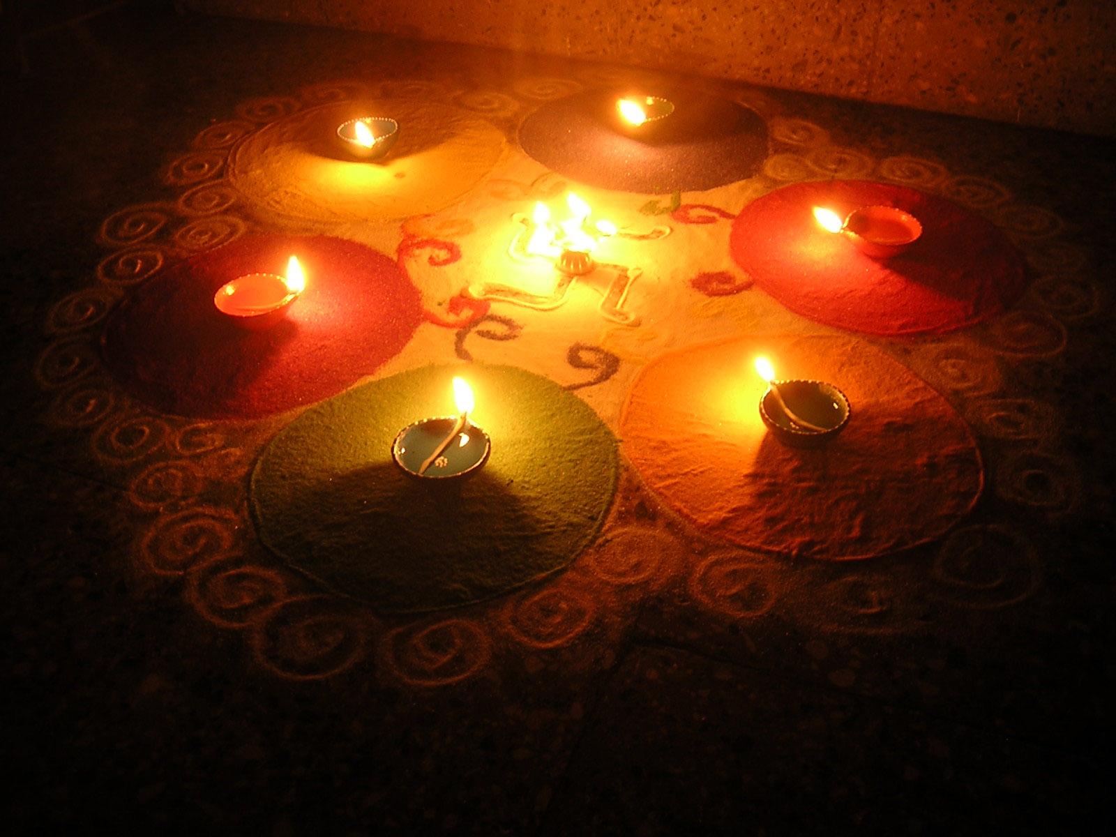 12 Beautiful Diwali Wallpapers || Happy 'DIWALI'