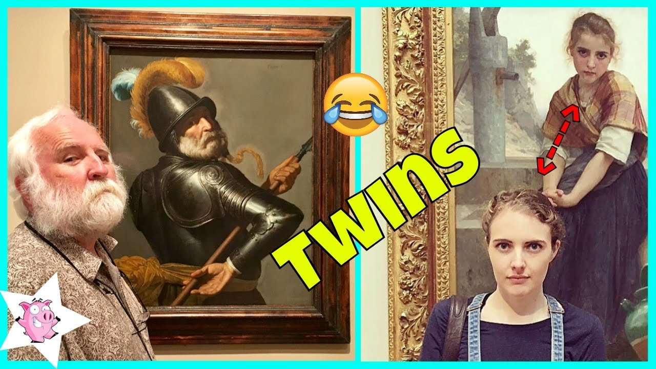 30+ Times People Accidentally Found Their Doppelgängers In Museums