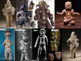 Mysterious Ancient Artifacts That Have Not Been Explained! ( 35 Pics)