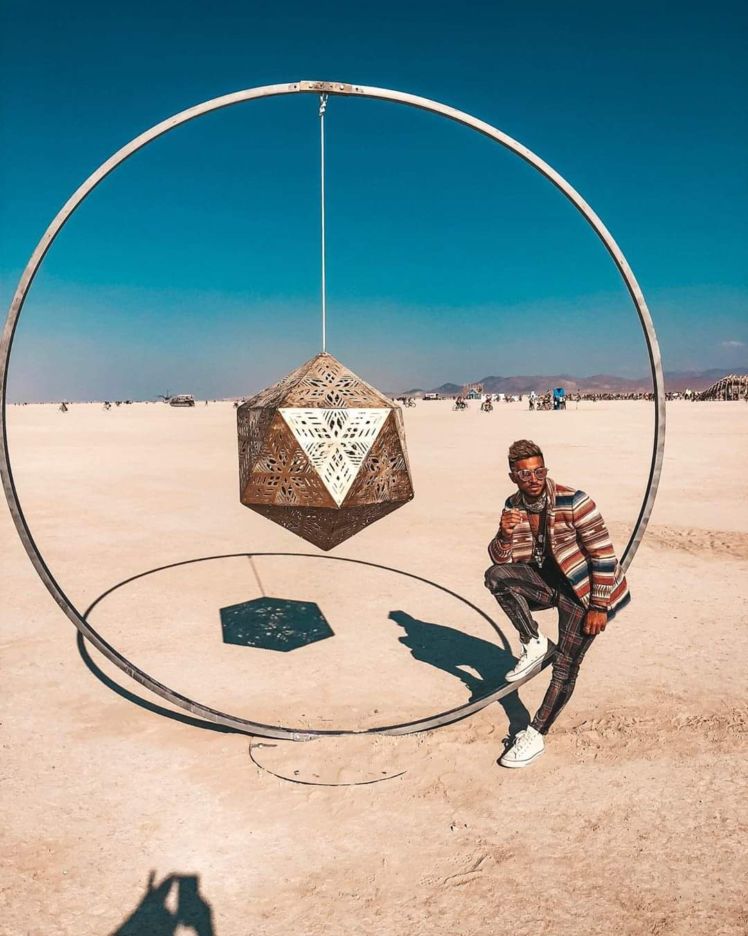 Burning Man 2019 (49 Pics) Part -1
