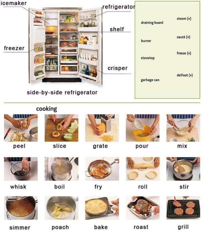 Some useful vocabulary (10 - Pics)
