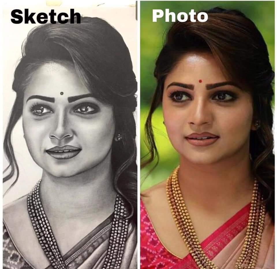 "Hatsoff to this artist ""Dhaval Khatri"""