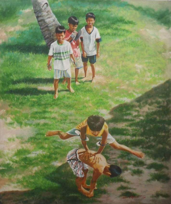 Happy Days by Jose Vistan