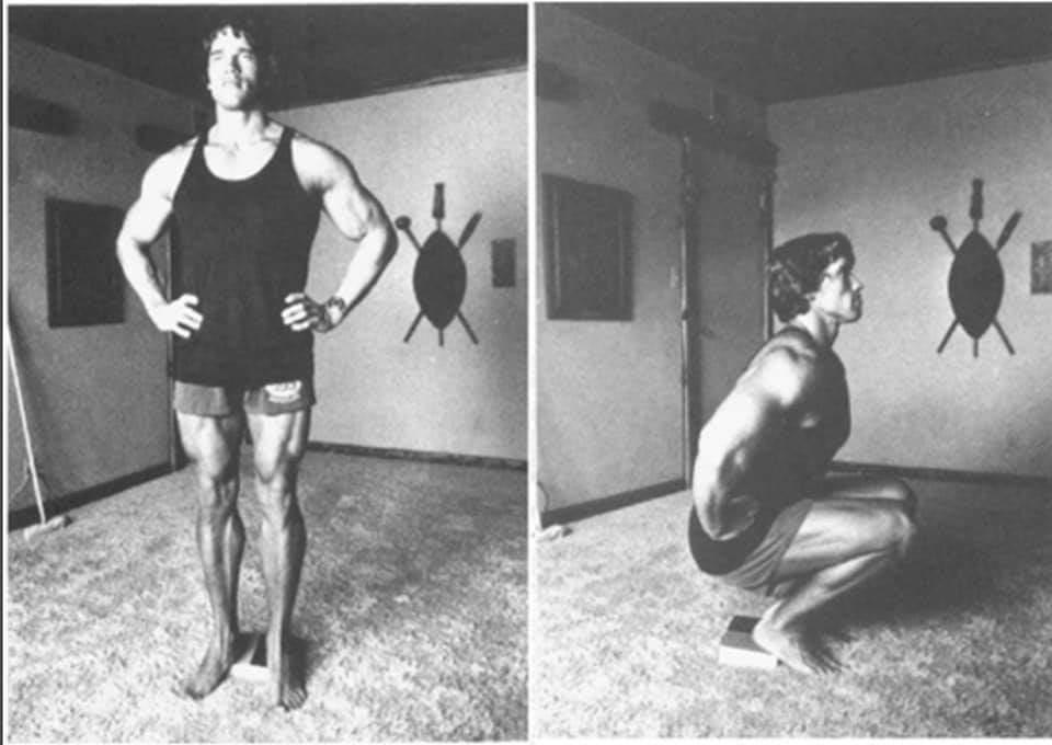 Arnold Schwarzenegger Rare Photos