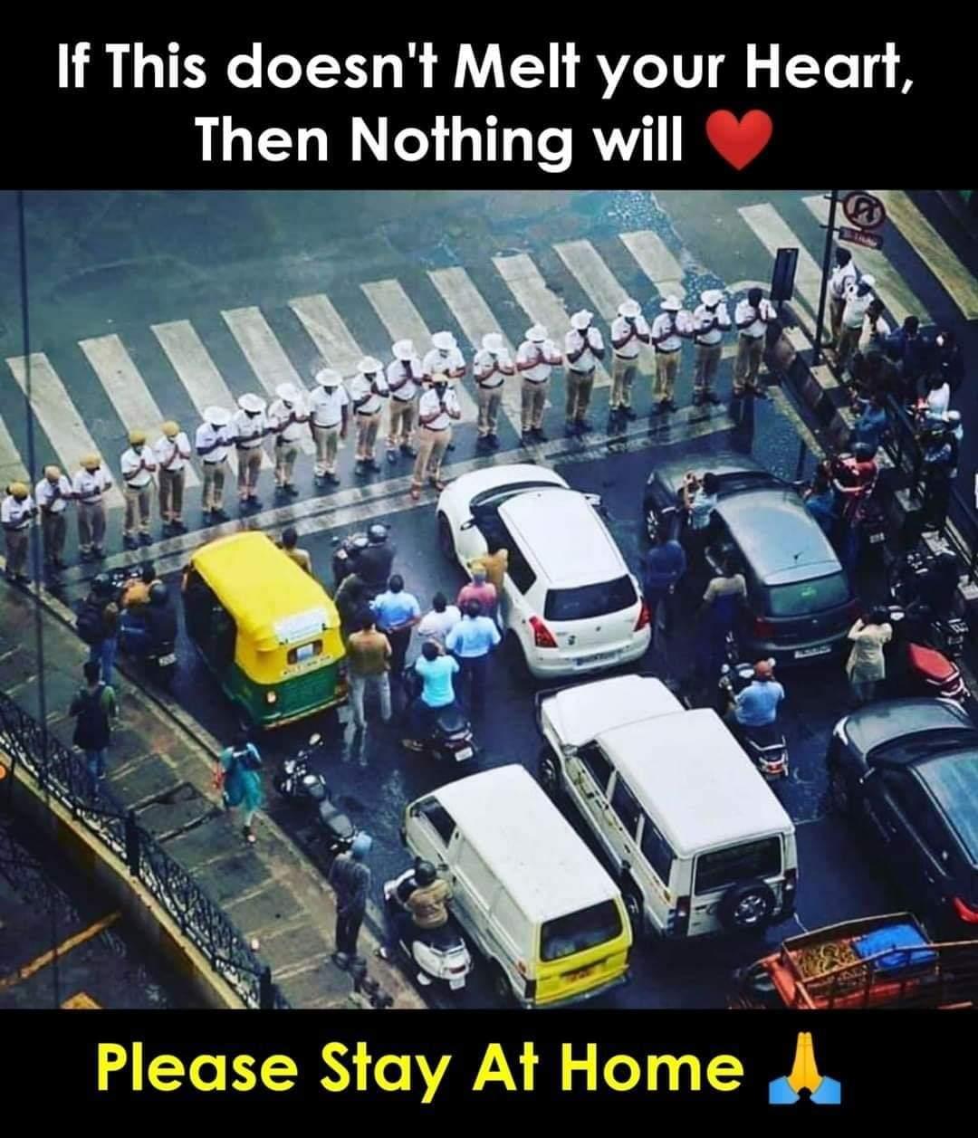 In Photos: #Carona Times in India #Lockdown