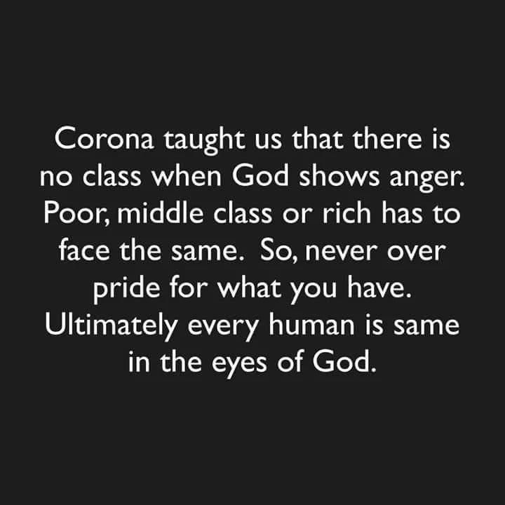 What did Corona taught us? | #Corona Times