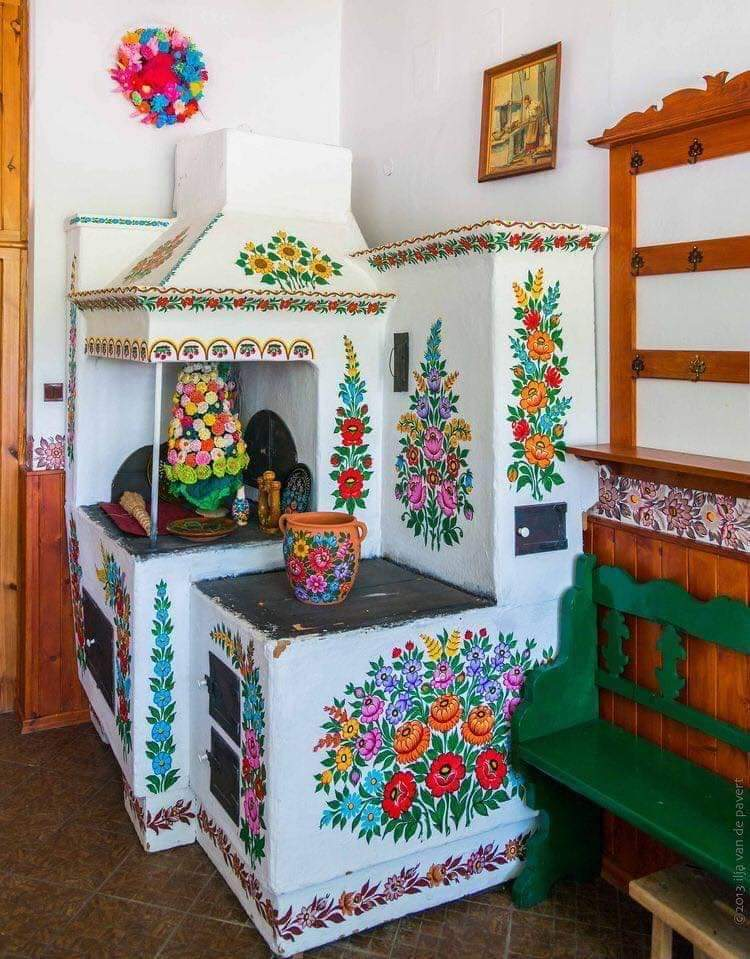 This 94-year-old grandma turns her small village into an art gallery!