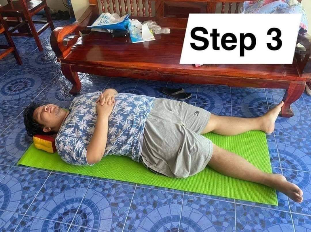 How To Exercise At Home In 4 Simple Steps...!