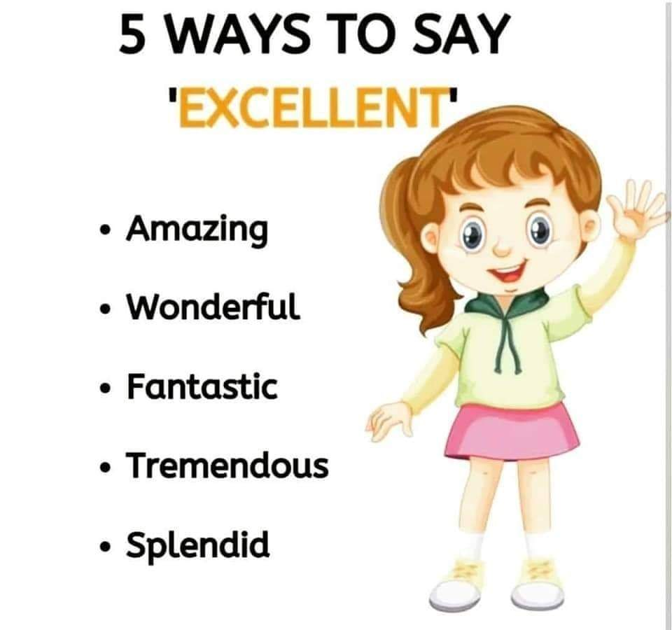 5 Ways to Say something | English Lessons
