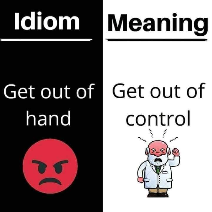Idioms With Meaning   English Lessons