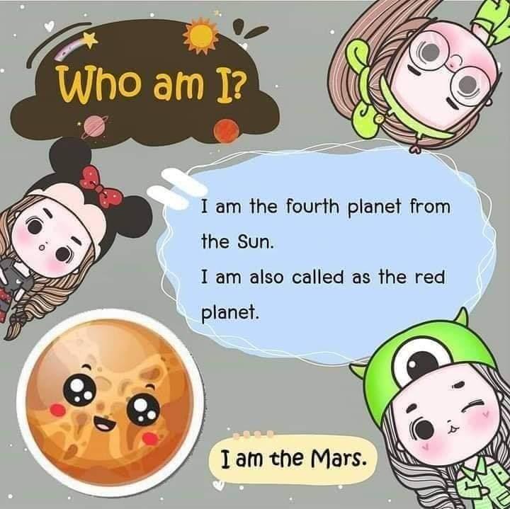 Describing planets in a fun Way (10 Pics)