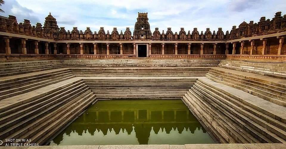 Bhoga Nandeeshwara Temple Chikkaballapur, Karnataka, India