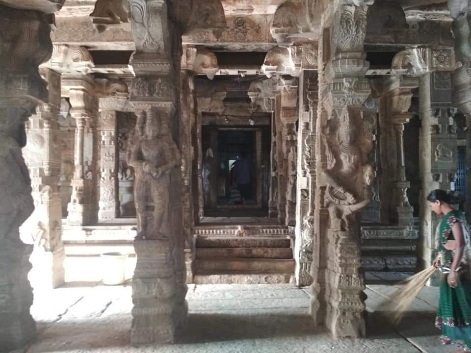 Lepakshi, Andhrapradesh, India
