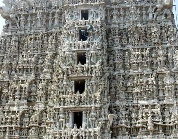 Suchindram Temple, Kanyakumari, Tamilnadu