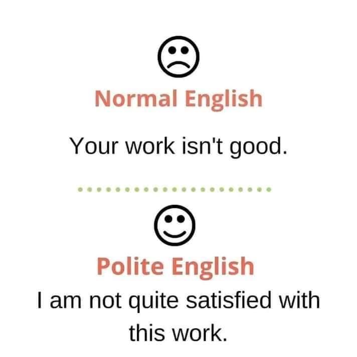 Normal English vs Polite English | English Lessons