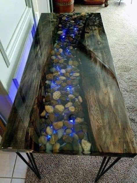 The art of recycled wood  (12 Pics)