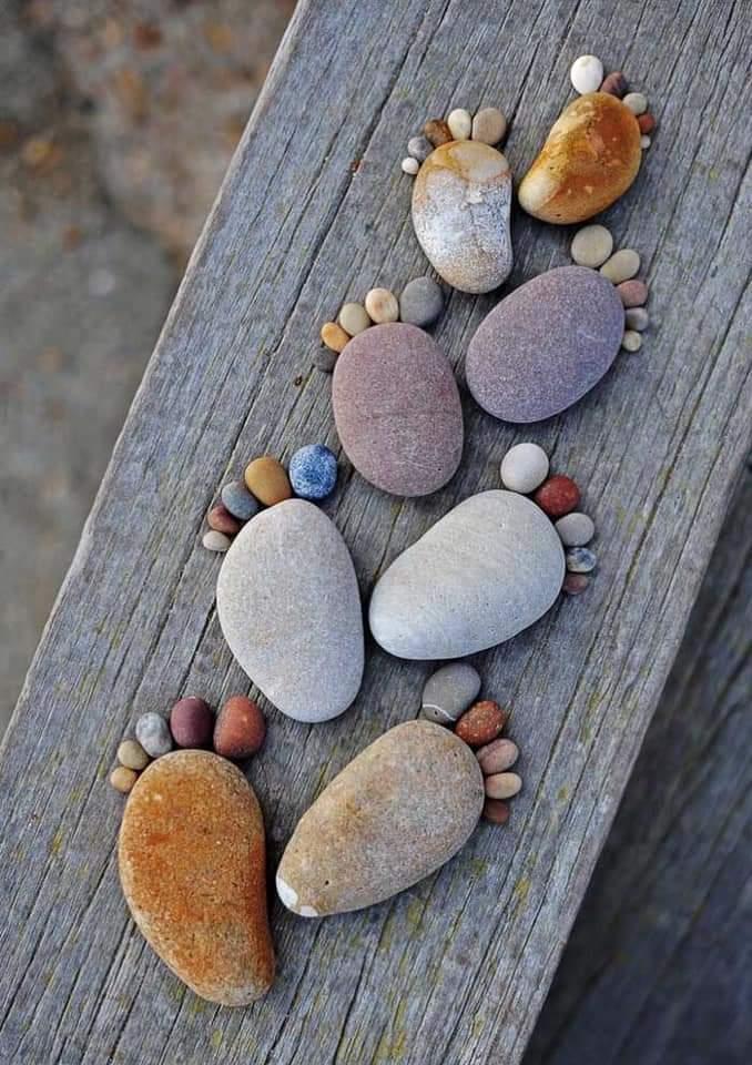 Stunning Stone Art