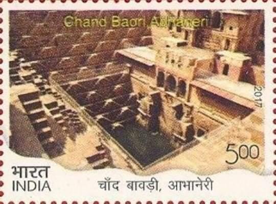 Chand Baori Stepwell in  Rajasthan, India (10 Pics)