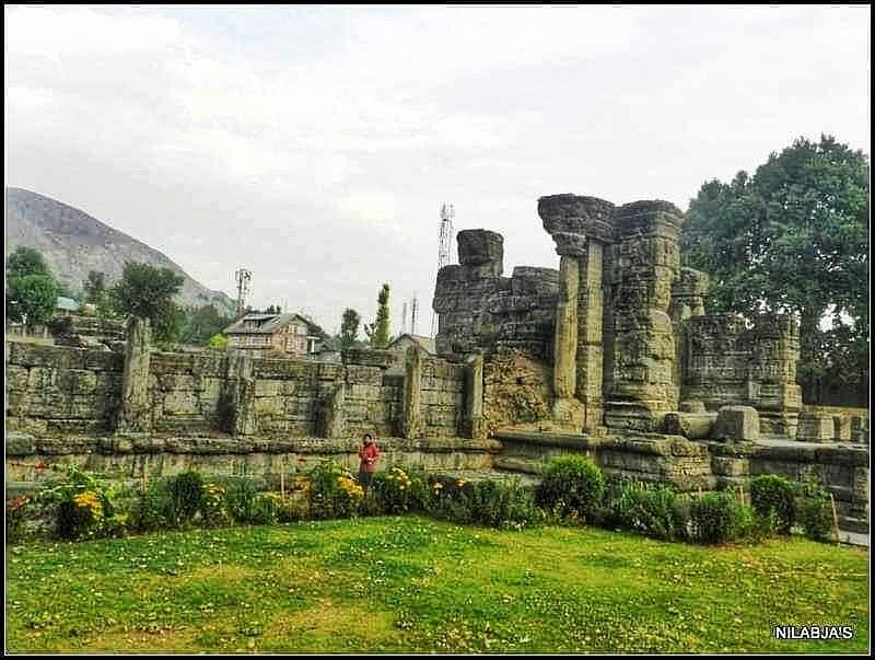 Awanti Pura Temple and Ancient Martand Surya Temple in Anantanag