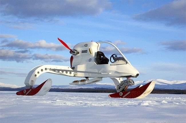 Concept Ice Vehicle By Lotus (5 Pics)