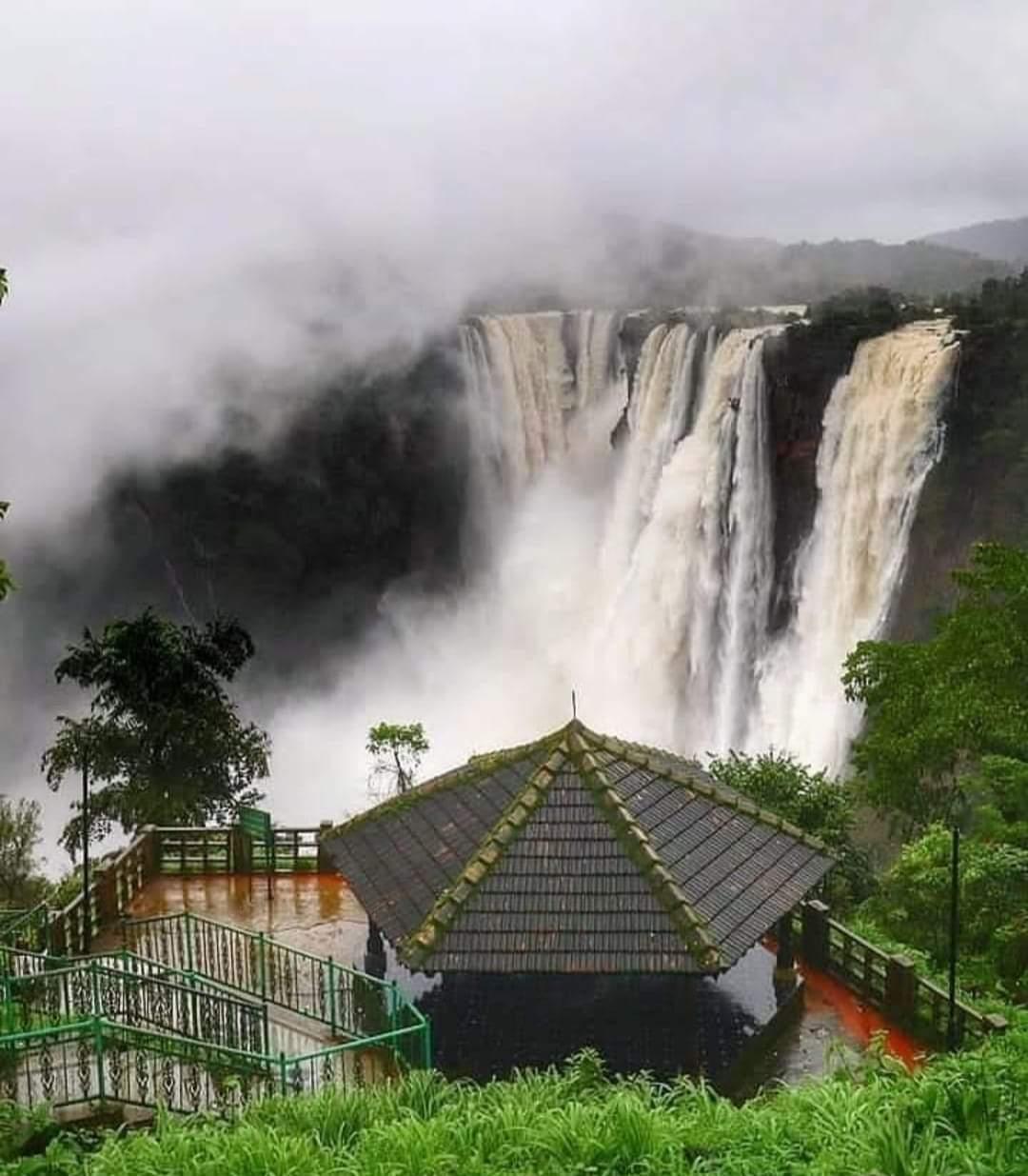 1Pic - Jog falls, Shimoga, Karnataka