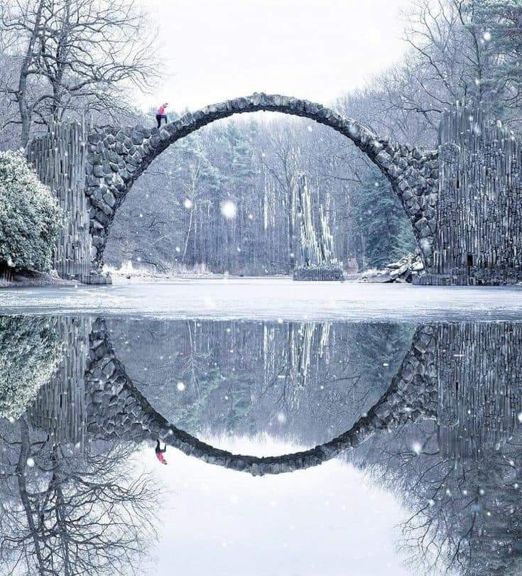 The Devil's Bridge in Germany!