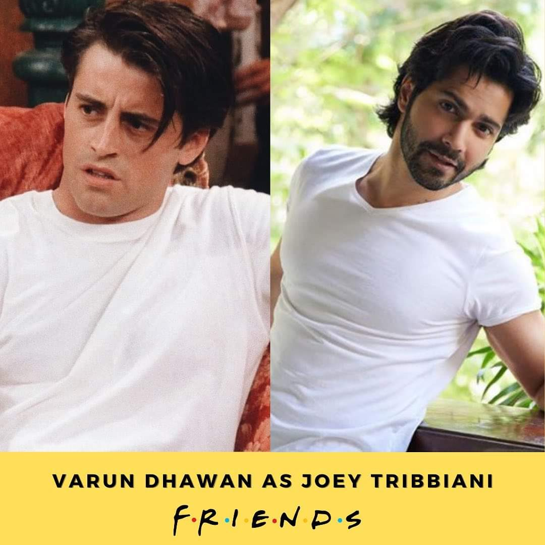 If Friends ever remade in Bollywood, here's who we think should play the lead characters!
