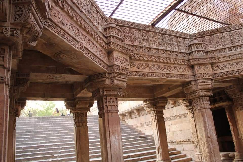 Most Amazing Adalaj Stepwell in Gujarat, India