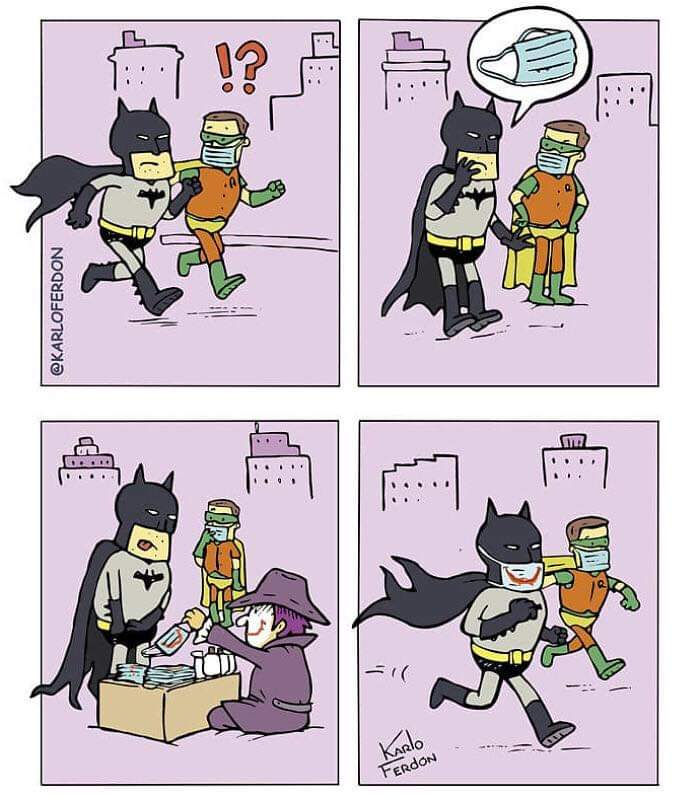 What Superheroes Are Doing In Their Free Time By Karlo Ferdon (20 Pics)