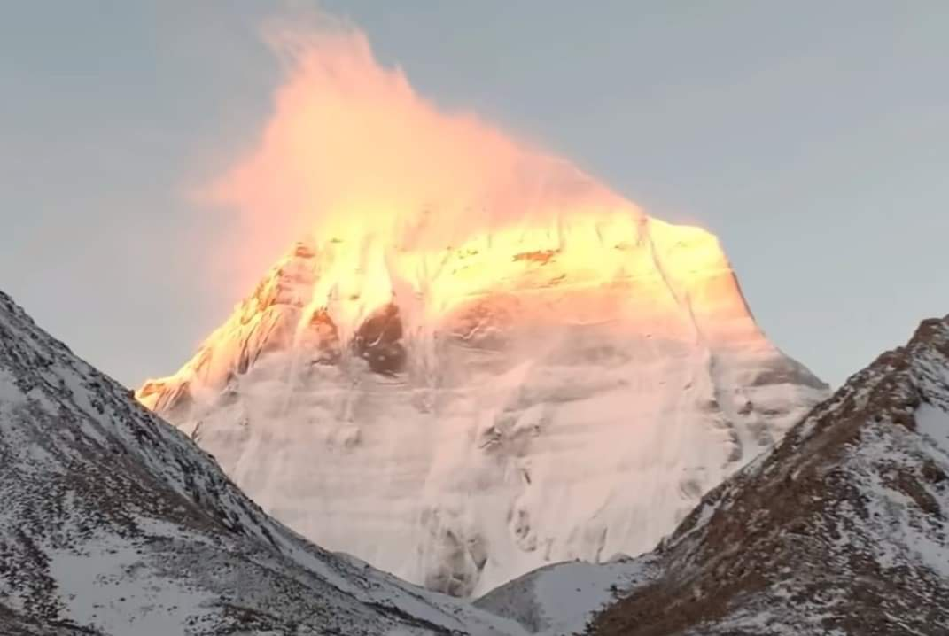 Holy KMY - See the beauty of Holy Mt Kailash north face (7 Pics)