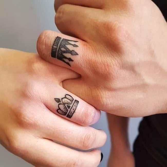 20 Creative Couple Tattoo Ideas