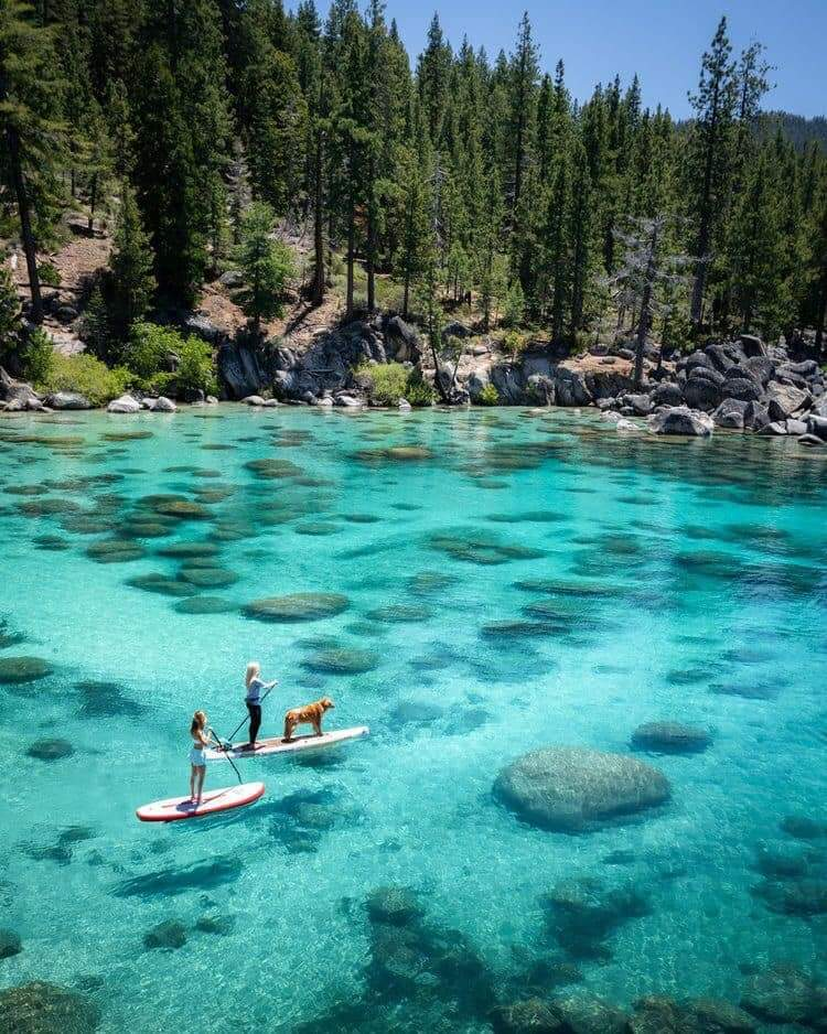 Beautiful Outdoor Adventure Lake Tahoe, Reno Nevada