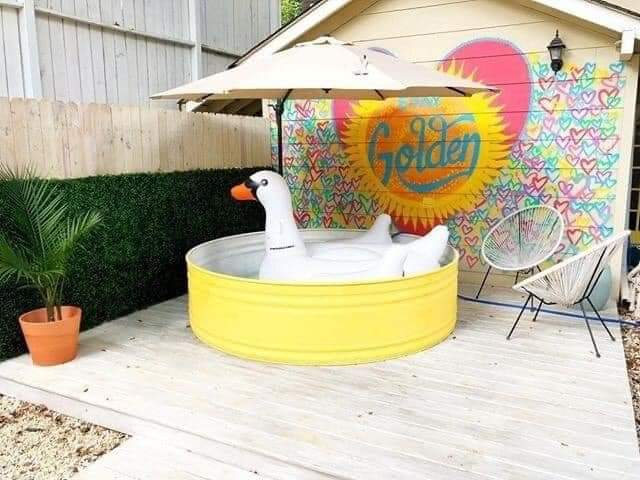 Small Pool Ideas For Summer (18 Pics)