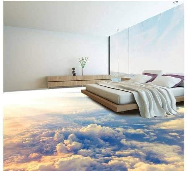 These 3D floor designs are incredible (17 Pics)