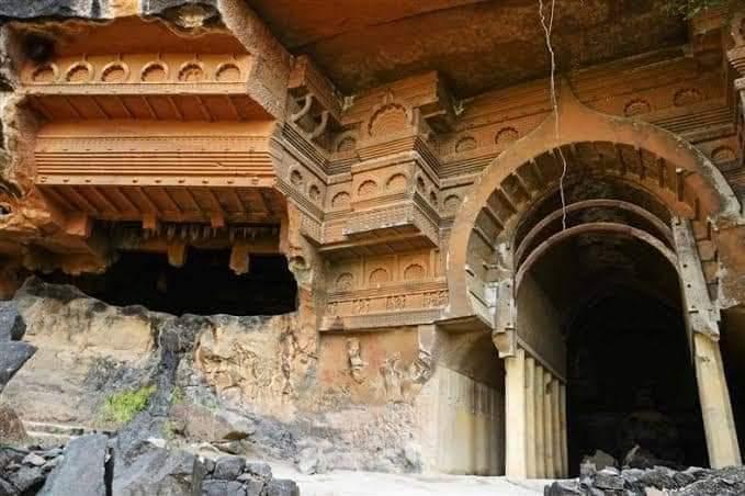 Most Amazing Kondana Caves in Maharashtra, India