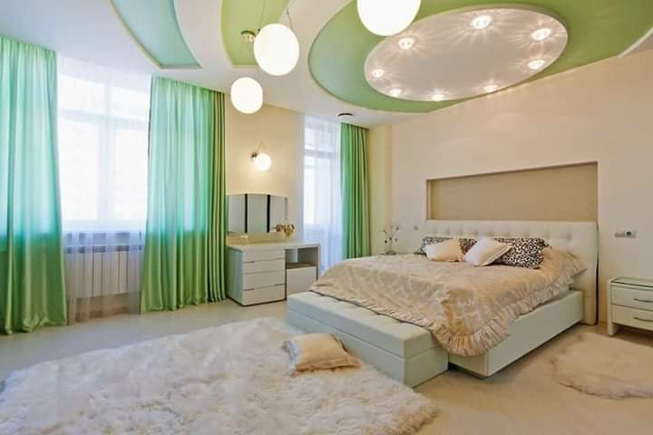 HOME Design Ideas - For Green Lovers (13 Pics)