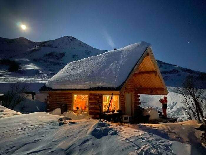 45 Most Amazing Magical Nature Cabins