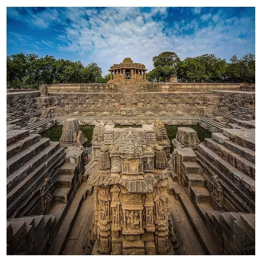 ONE Pic - The SUN Temple in Modhera, Gujarat