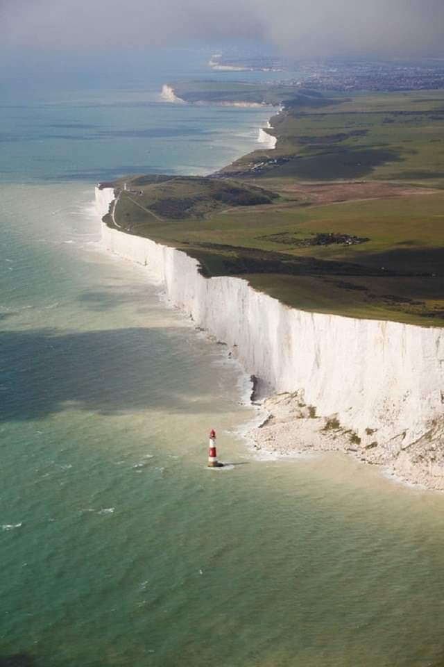 ONE Pic - White Cliffs of Dover, England, UK